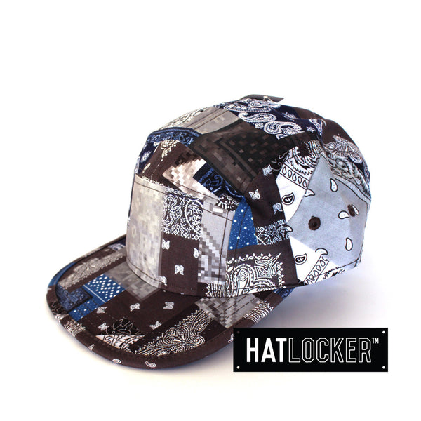 crooks-castles-luxe-bandit-bandana-multi-5-panel