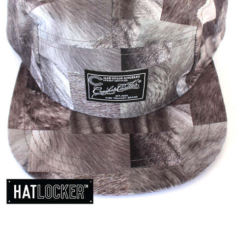 crooks-castles-remmy-fur-multi-5-panel