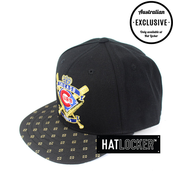 Hat Locker Custom - Chicago Cubs Spirit Crest Snapback