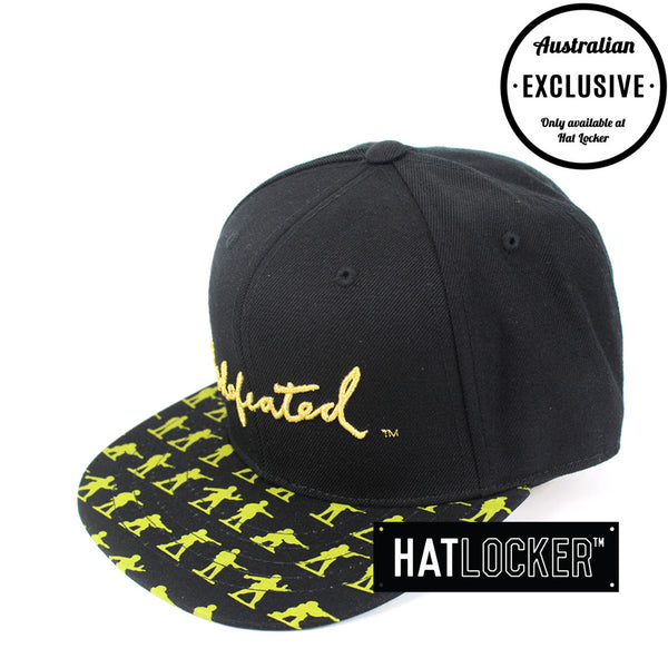 Hat Locker Custom - Undefeated Signature Toy Soldier Snapback