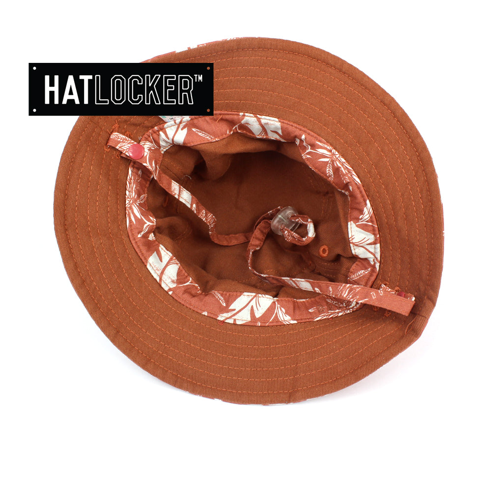 Dozer Brock Kids Rust Bucket Hat Australia
