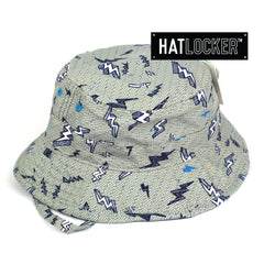 Dozer Zap Kids Bucket Hat