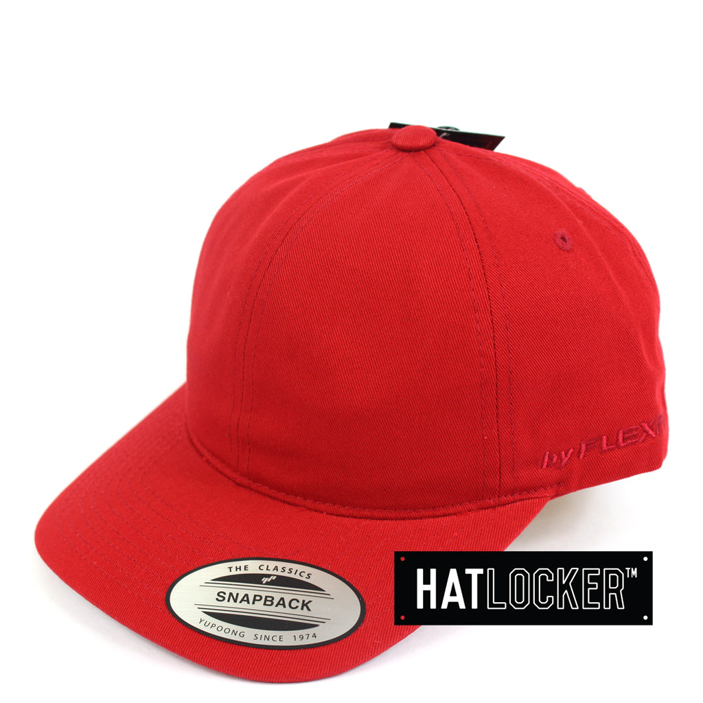 39ddc3c4 Flexfit - Red SV Dad Hat Snapback