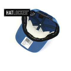 Flexfit The Banker Blue Toddler Curved Brim Hat