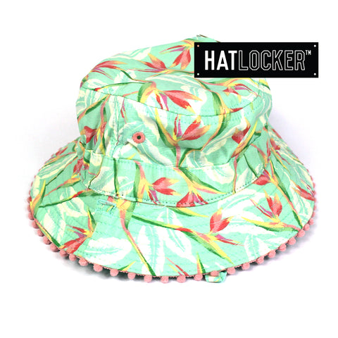 Millymook Harmony Kids Bucket Hat Australia