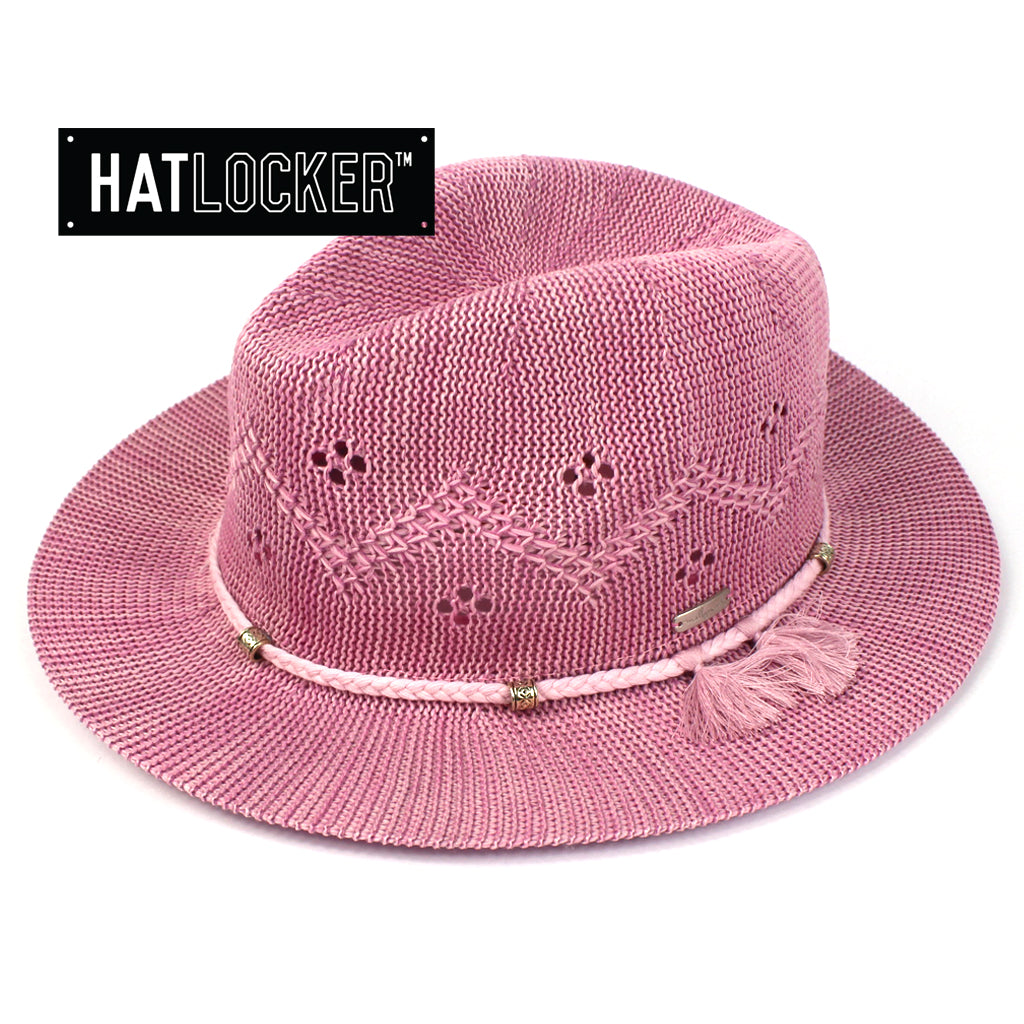 Millymook - Louisa Pink Kids Safari Hat