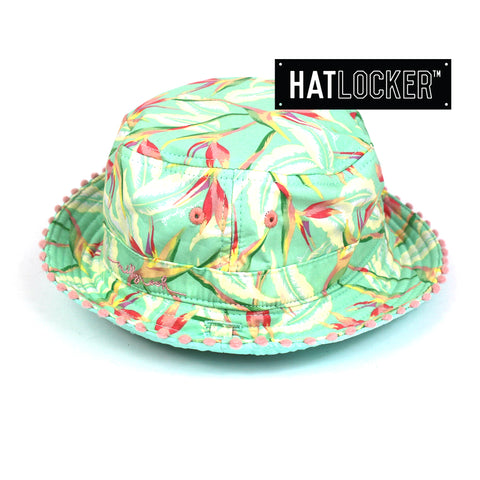 Millymook Paradise Kids Bucket Hat Australia