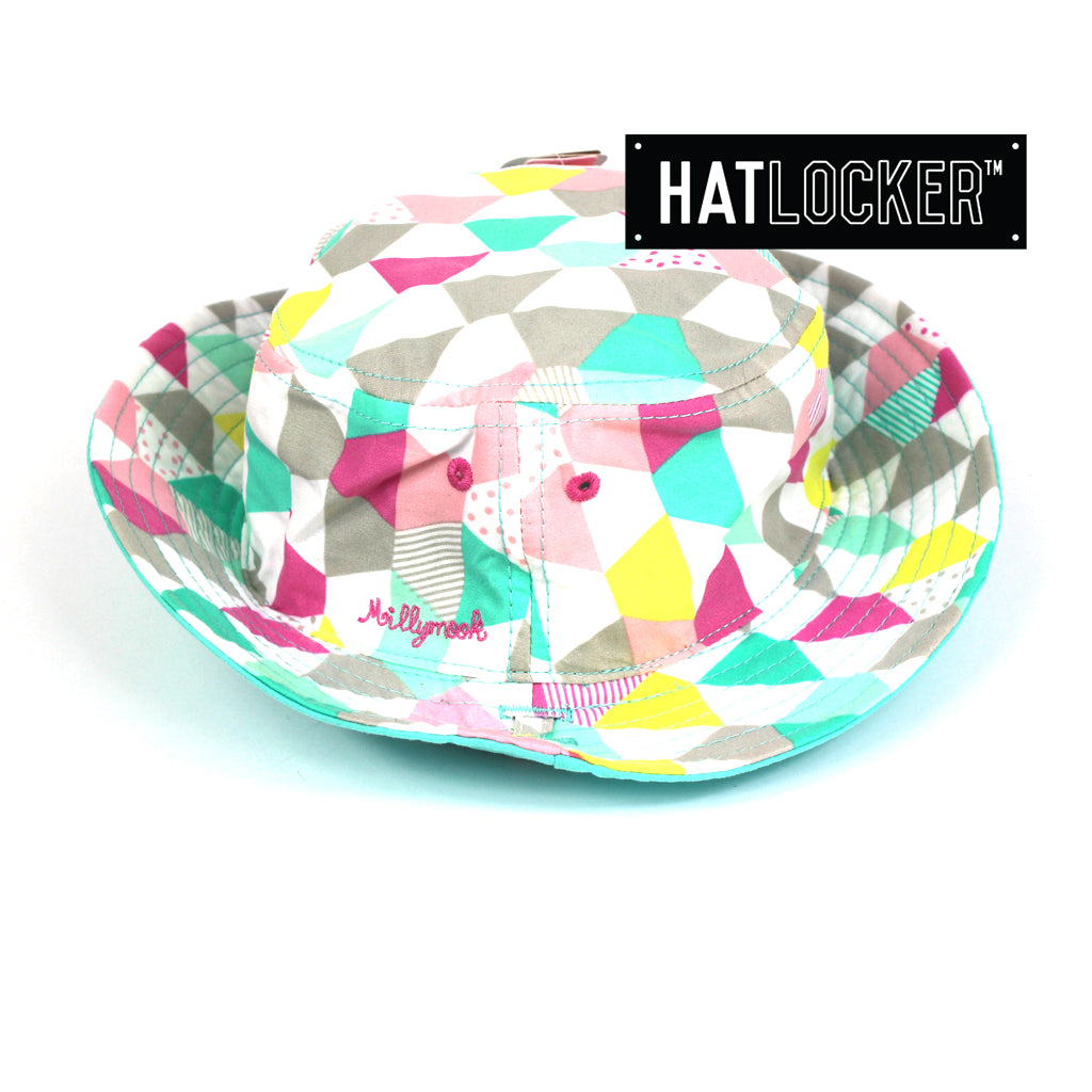 Millymook Tidal Kids Bucket Hat Australia
