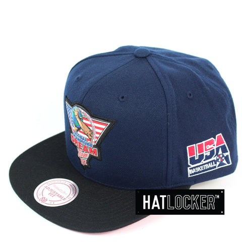 Mitchell & Ness 1992 Global Champions Dream Team Deadstock Snapback