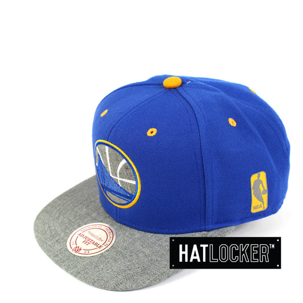 Mitchell & Ness - Golden State Warriors Greytist Snapback