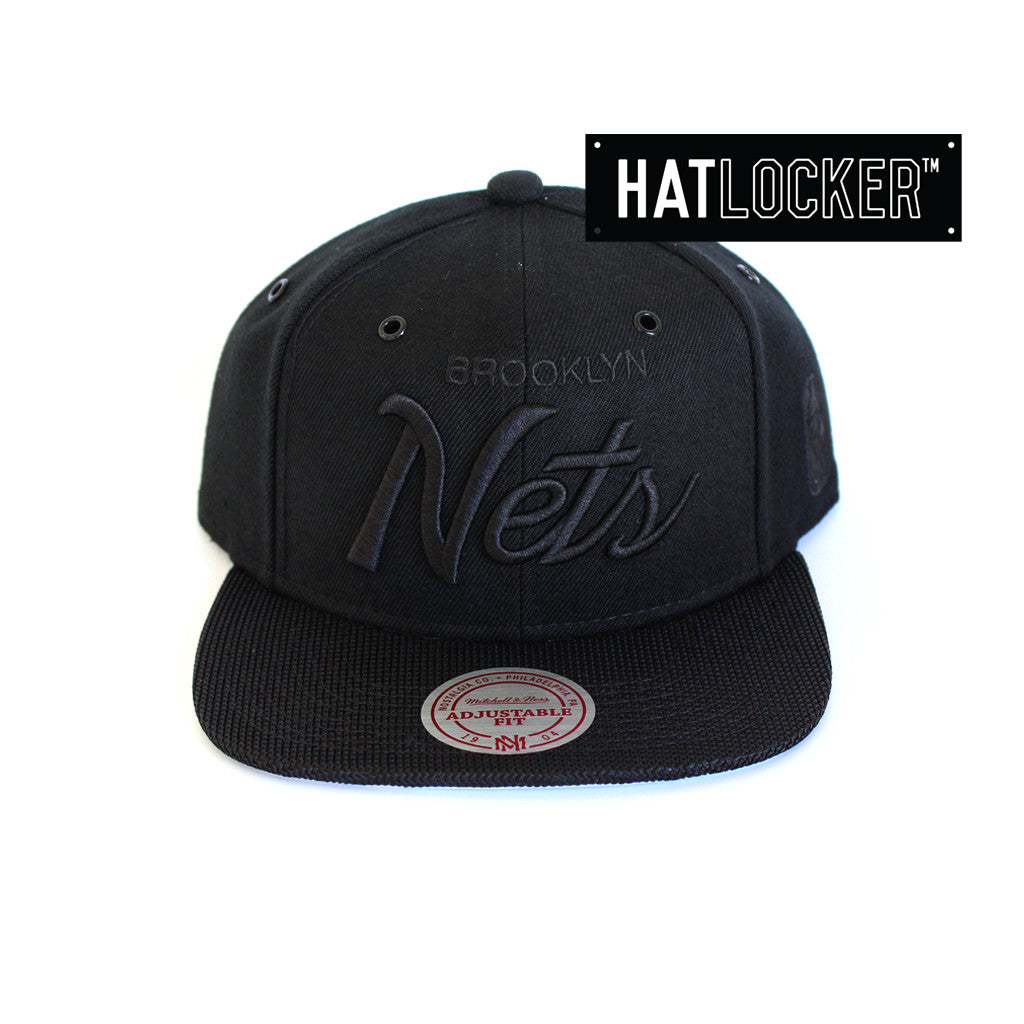 c0bede027fc ... sweden mitchell ness brooklyn nets ancestral snapback ced46 39188