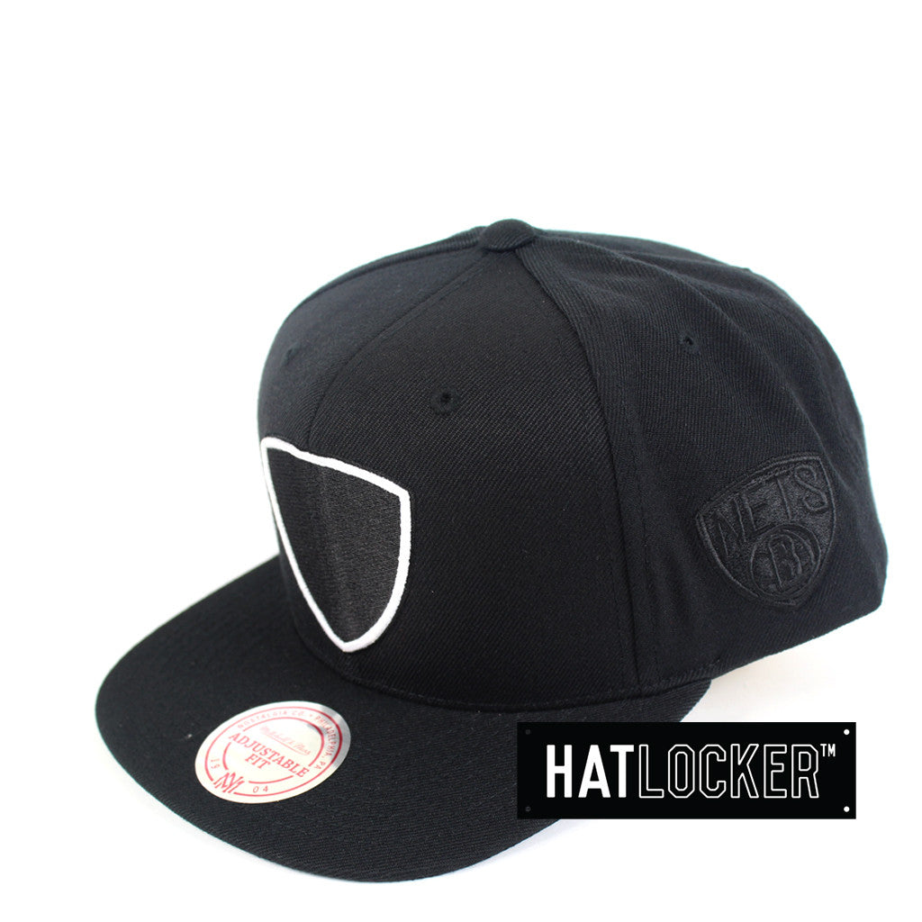 big sale 6448b af283 Mitchell   Ness - Brooklyn Nets Elements Snapback