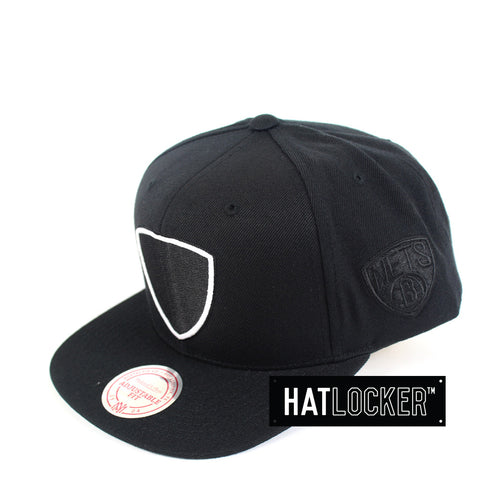 Mitchell & Ness - Brooklyn Nets Elements Snapback