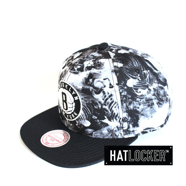 Mitchell & Ness - Brooklyn Nets Exposed Snapback