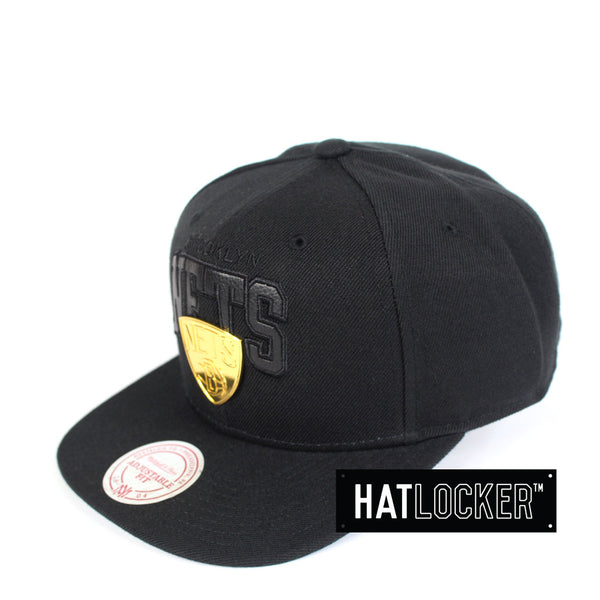 Mitchell & Ness - Brooklyn Nets Lux Arch Snapback