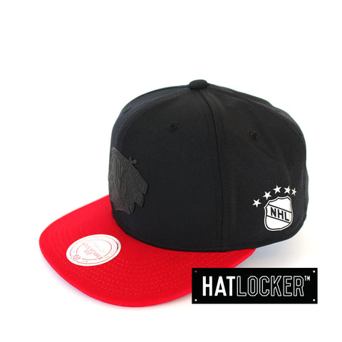 Mitchell & Ness - Chicago Blackhawks Tract Snapback