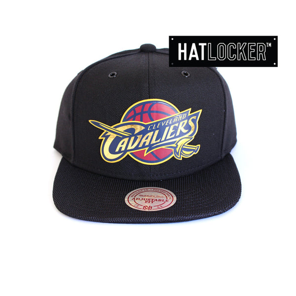 Mitchell & Ness - Cleveland Cavaliers Carat Snapback