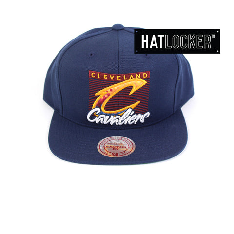 Mitchell & Ness - Cleveland Cavaliers Easy Three Digital Snapback