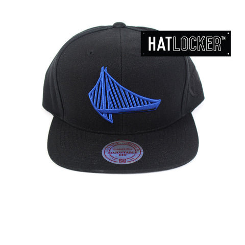Mitchell & Ness - Golden State Warriors Elements Snapback