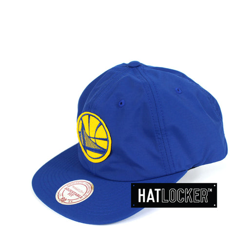 Mitchell & Ness - Golden State Warriors Oxford Snapback