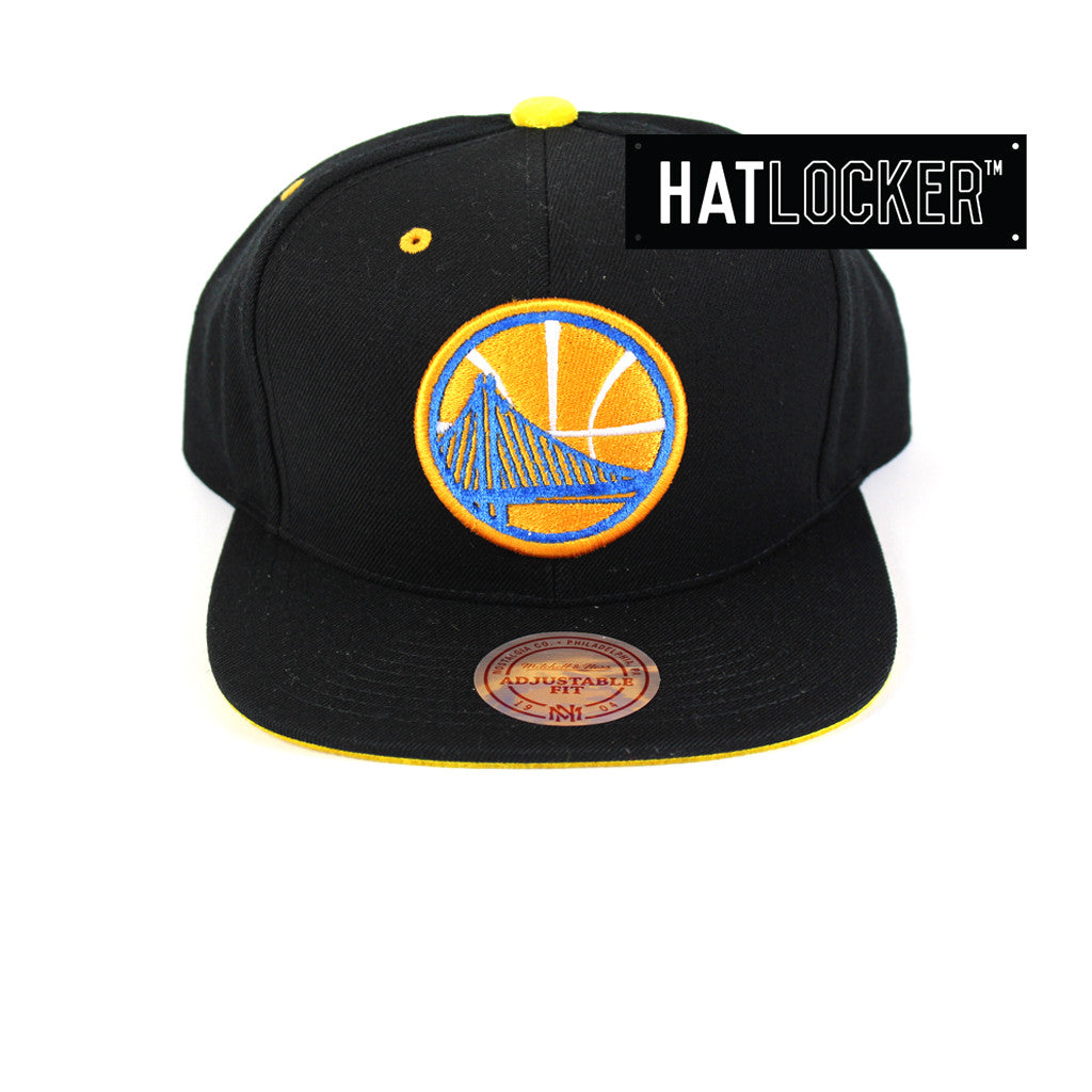 new style cc457 c41a7 Mitchell-amp-Ness-Golden-State-Warriors-Solid-Velour-