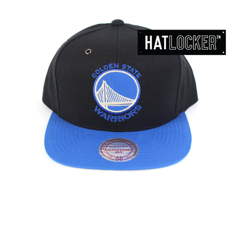 Mitchell & Ness - Golden State Warriors Swift Snapback
