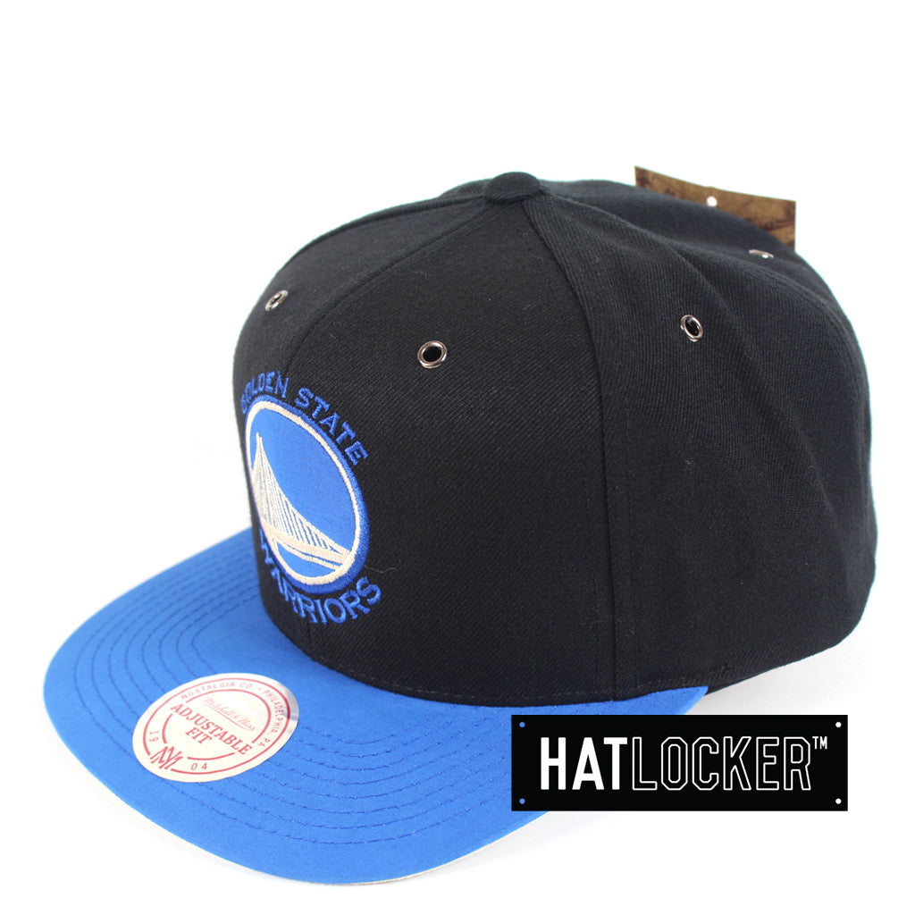 812a065331d53 Details about Mitchell   Ness - Golden State Warriors Swift Snapback