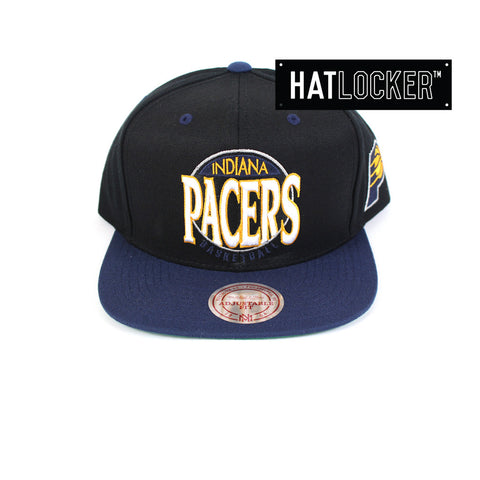 Mitchell & Ness - Indiana Pacers On The Spot Snapback