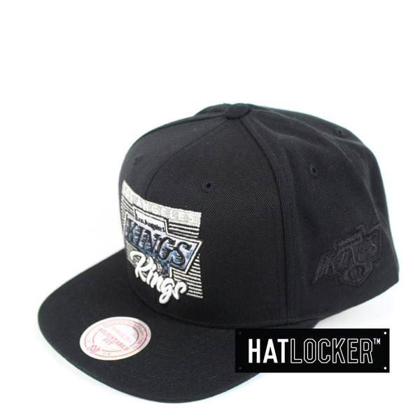 Mitchell & Ness - LA Kings Easy Three Digital Snapback