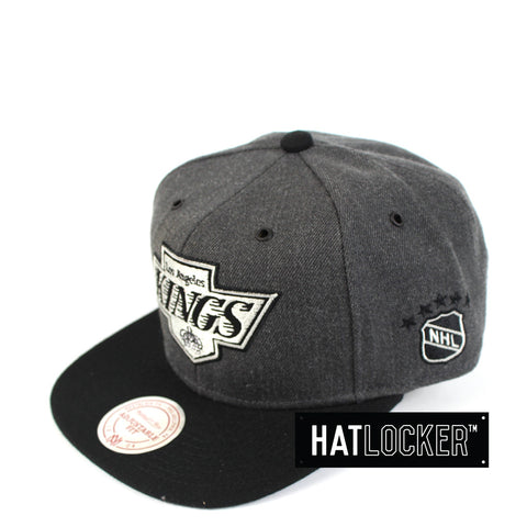 Mitchell & Ness - LA Kings G3 Logo Snapback