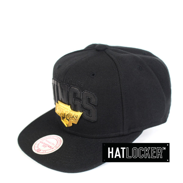 Mitchell & Ness - LA Kings Lux Arch Snapback
