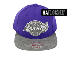 Mitchell & Ness - LA Lakers Reflective Camo Snapback