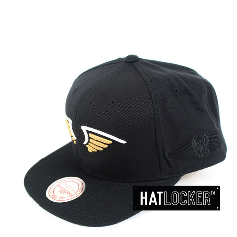 Mitchell & Ness - New Orleans Pelicans Elements Snapback