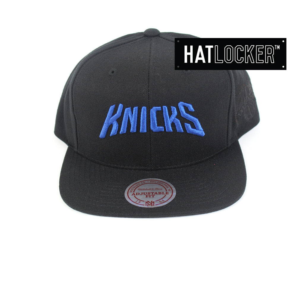 Mitchell & Ness - New York Knicks Elements Snapback