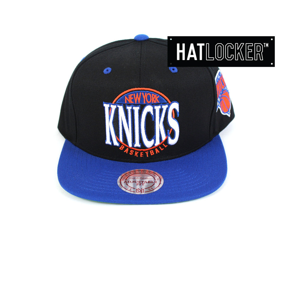 Mitchell & Ness - New York Knicks On The Spot Snapback