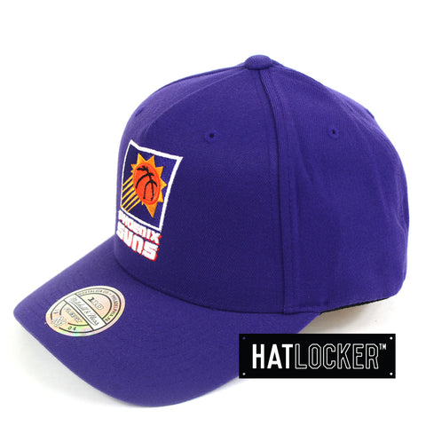 Mitchell & Ness Phoenix Suns 110 Retro Team Curved Snapback Hat