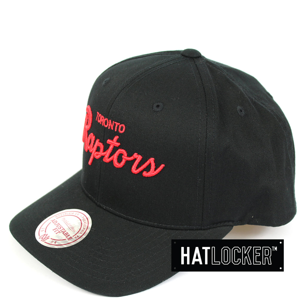 2f13064a852af3 discount code for mitchell ness toronto raptors basic script curved snapback  hat 61b43 9f54c