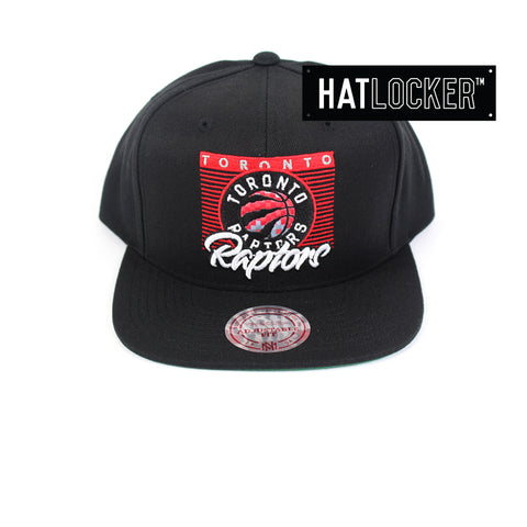Mitchell & Ness - Toronto Raptors Easy Three Digital Snapback