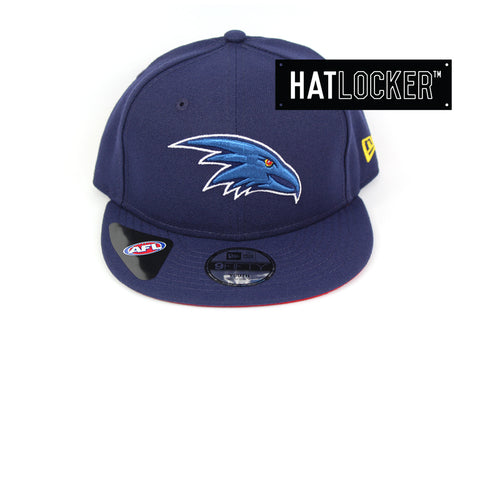 New Era Adelaide Crows 2019 Core Kids Snapback Hat