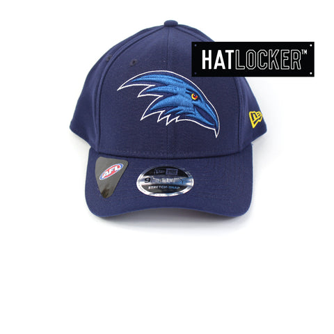New Era Adelaide Crows 2019 Core Precurved Snapback Cap