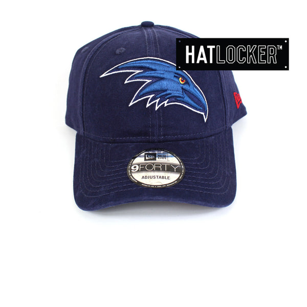 New Era - Adelaide Crows Washed Cotton Curved Brim