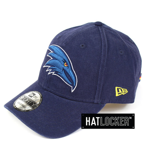 New Era Adelaide Crows Winter Wash Curved Brim Cap