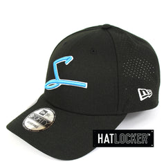 New Era Adelaide Strikers BBL 08 Black Curved Brim Hat