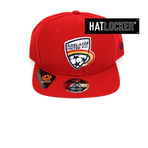 New Era Adelaide United Core Cap Snapback Hat