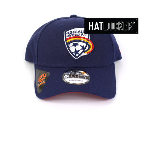 New Era Adelaide United Home Curved Brim