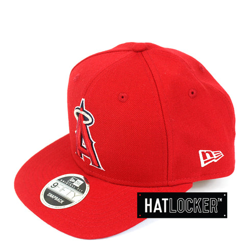 New Era Anaheim Angels Mix Up Snapback Hat