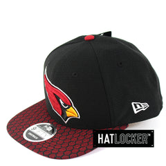 New Era - Arizona Cardinals 2017 Official Sideline Snapback