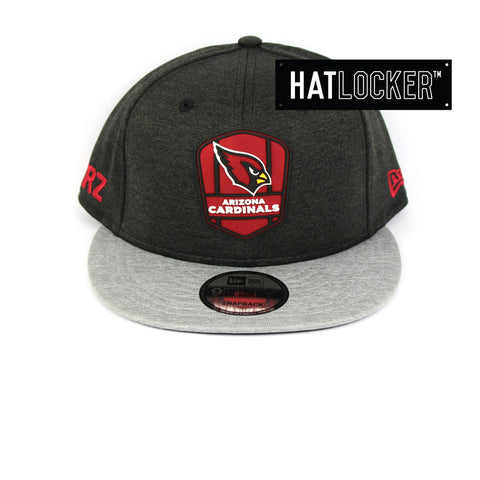 New Era Arizona Cardinals 2018 Official Sideline Snapback Hat