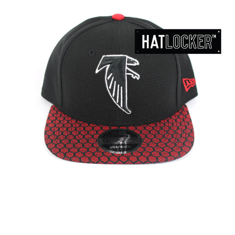 New Era - Atlanta Falcons 2017 Historic Sideline Snapback