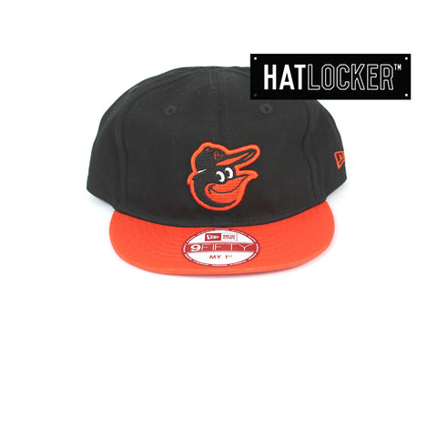 New Era - Baltimore Orioles My 1st Snapback